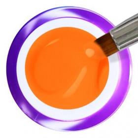 Gel Painting Nº 13 - Neon Orange