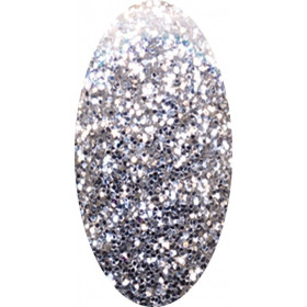 BC Acrylic Color Nº 121 - Glam Silver 10gr.