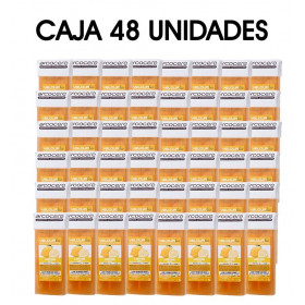 Caja 48 unidades Roll On Cera 100ml - Limon