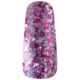 BC Color Gel Nº 81 - Effect Dot Silver Fucsia - 5ml