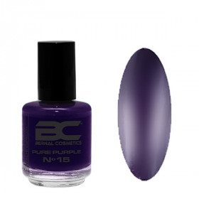 BC Stamping Lac Nº 15 - Pure Purple