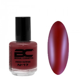 BC Stamping Lac Nº 17 - Red Wine