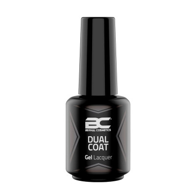 BC Gel Lacquer Dual Coat  15ml(Base y Finish)