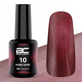 BC Gel Lacquer Nº 10 - Rubin Shine - 15ml