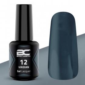 BC Gel Lacquer Nº 12 - Viridian - 15ml