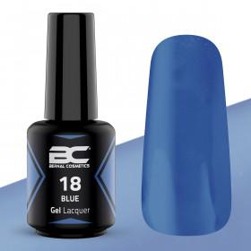 BC Gel Lacquer Nº 18 - Blue - 15ml