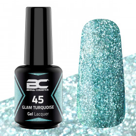 BC Gel Lacquer Nº 45 - Glam Turquoise - 15ml