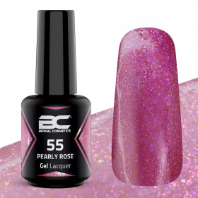 BC Gel Lacquer Nº 55 - Pearly Rose - 15ml