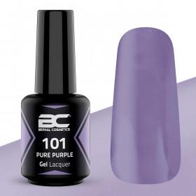 BC Gel Lacquer Nº101 - Pure Purple - 15ml