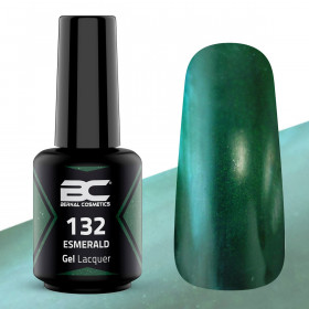 BC Gel Lacquer Nº132 - Esmerald - 15ml