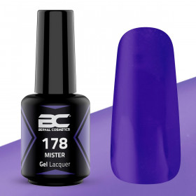 BC Gel Lacquer Nº178 -  Mister  - 15ml