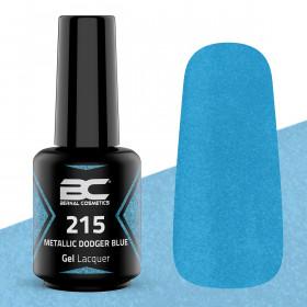 BC Gel Lacquer Nº215 - Metallic Dodger Blue - 15ml