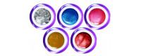 BC Color Geles Metalic